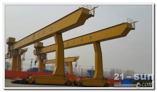 山东烟台龙门吊租赁20吨免费养护