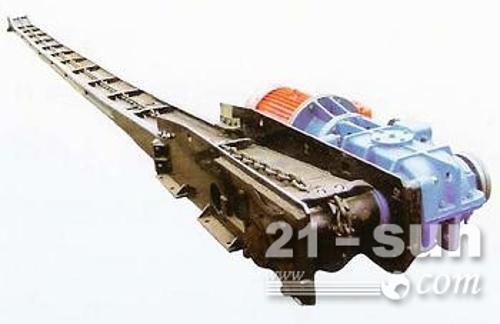 山东重型刮板机厂家 SGB630/150C刮板输送机 双驱动刮板机