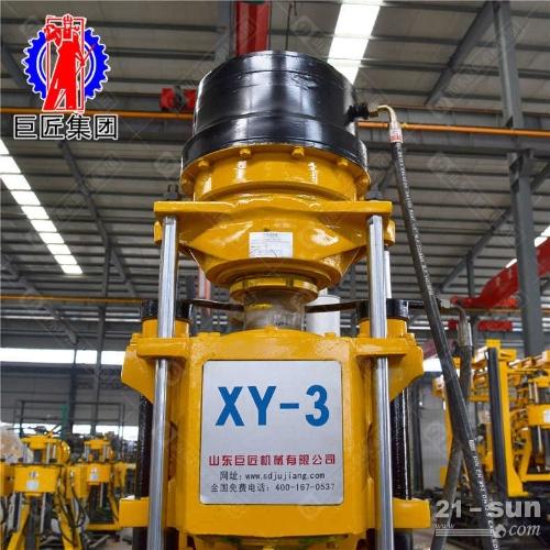 打井机 大型液压钻井机 600米深水井钻机华夏巨匠XY-3