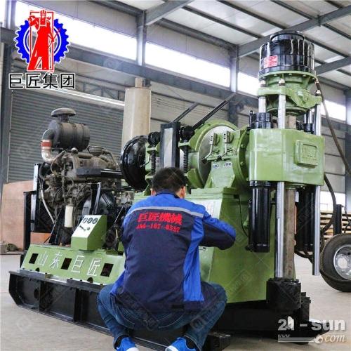 水井钻机 液压水井钻机深水井钻井机华夏巨匠XY-44A