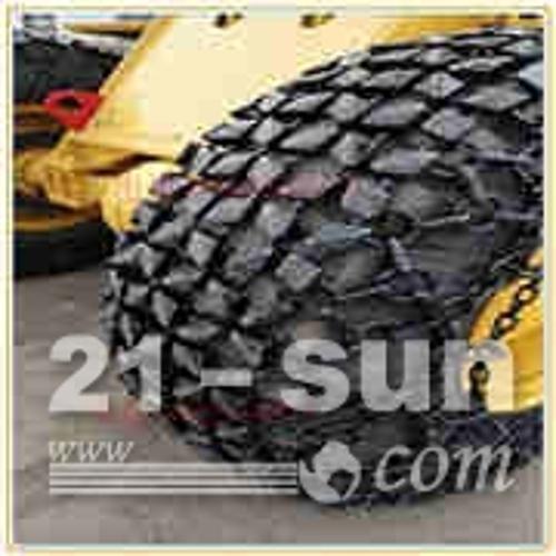 统威金属轮胎保护链16/70-18型号装载机轮胎保护链防滑链