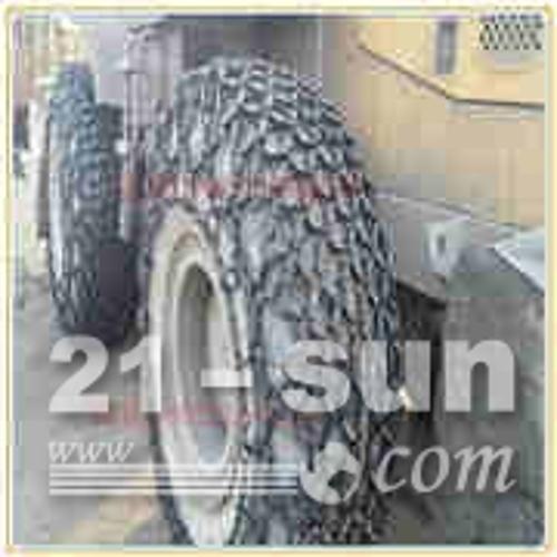 锻造加强加厚加密型轮胎保护链16/70-24型号铲车专用保护链