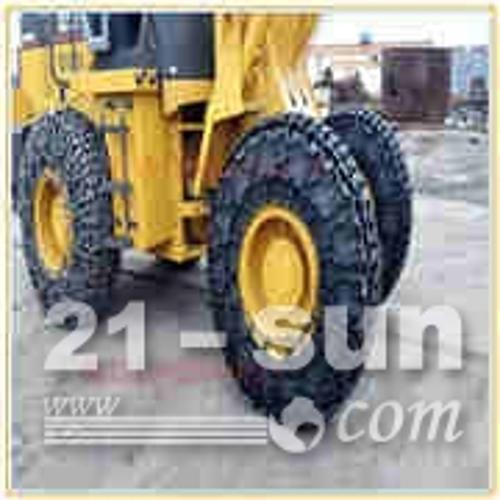 1200-24型号装载机轮胎保护链防滑链