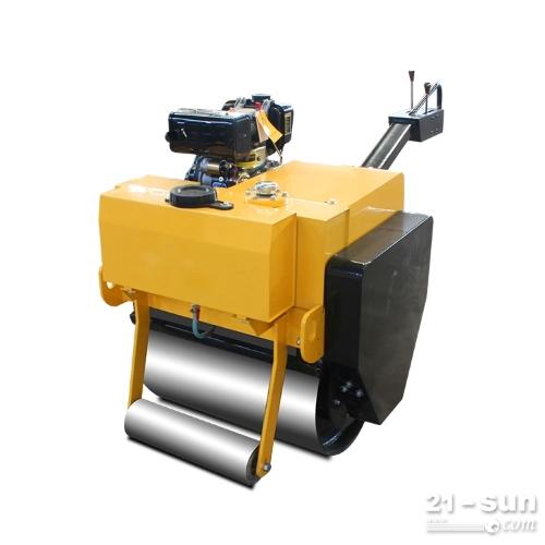 思拓瑞克svh700小型手扶单轮压路机
