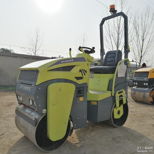 思拓瑞克ST1000  1吨压路机