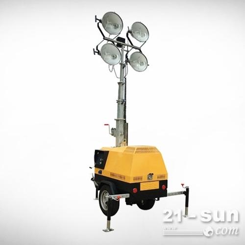 思拓瑞克7米移动升降照明车