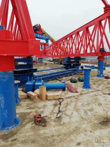 西藏昌都钢箱梁架桥机租赁供应商调剂方便