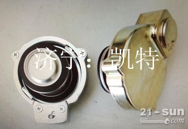 小松优德w88中文官网登录PC300-7液压油箱盖
