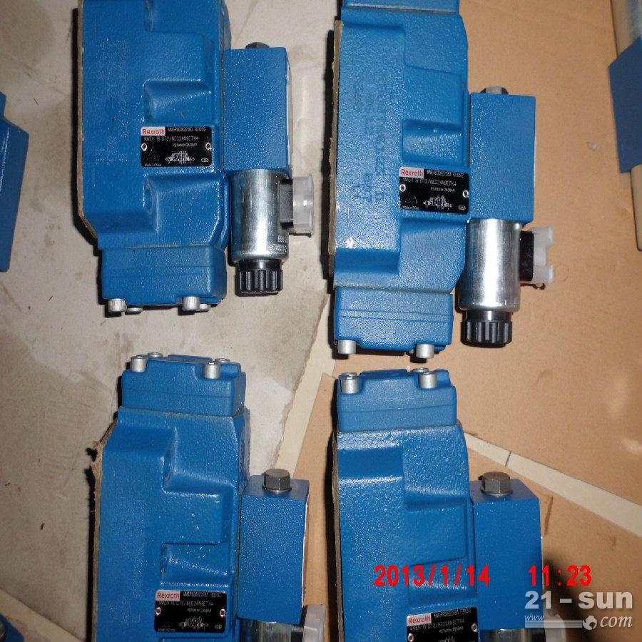 德国力士乐:电液换向阀H-4WEH16J7X/6EG24N9ETK4