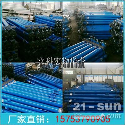 煤矿用DW31.5-300/110X悬浮式单体液压支柱 4.5米悬浮式液压支柱生产批发 外注式单体液压支柱