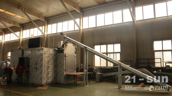 污泥干化/污泥低温干化/污泥干化设备运行问题分析