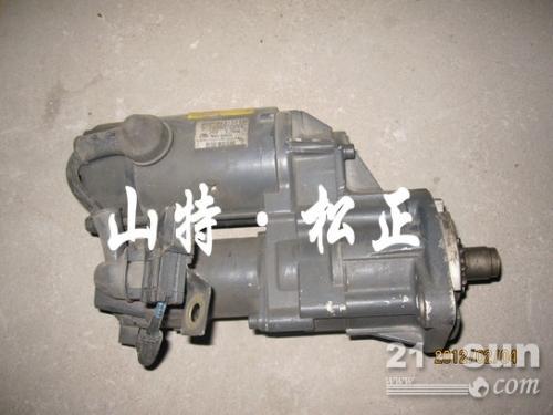 马达总成708-8F-00250小松挖掘机配件