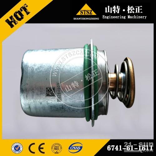 恒温器6741-61-1610小松挖掘机PC300-7
