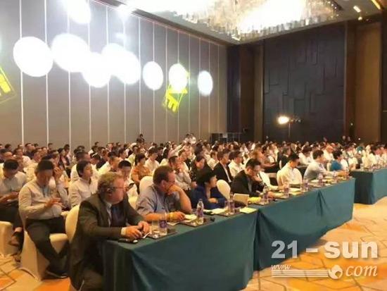 IPAF 2017亚洲国际论坛现场