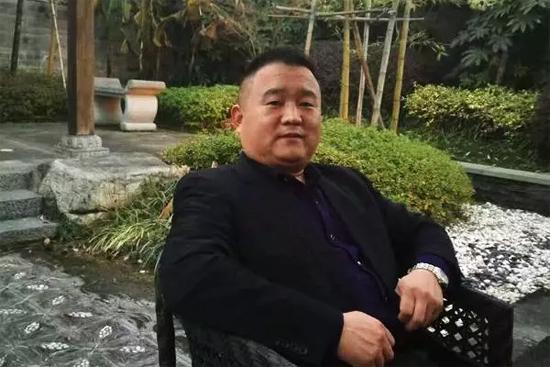鄂州市立德工程机械有限公司总经理 王迪坤