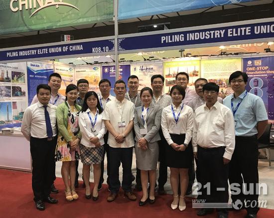 以泰国工程机械展为契机 盾安重工深入开拓东盟市场