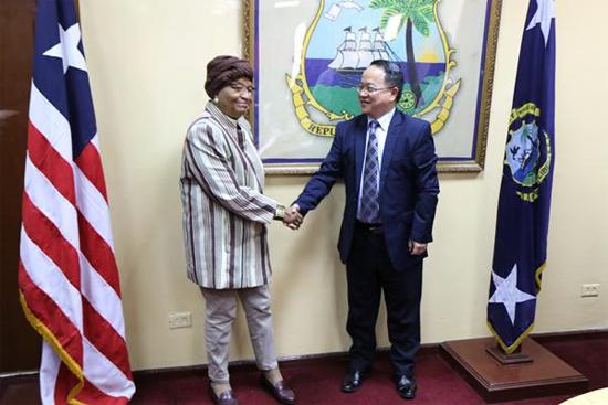 泰富签署利比里亚年产50万吨钢铁厂协议