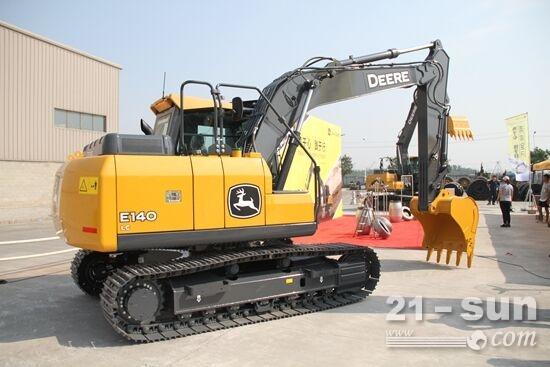 约翰迪尔E140LC新品挖掘机