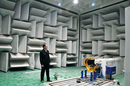 噪音实验室