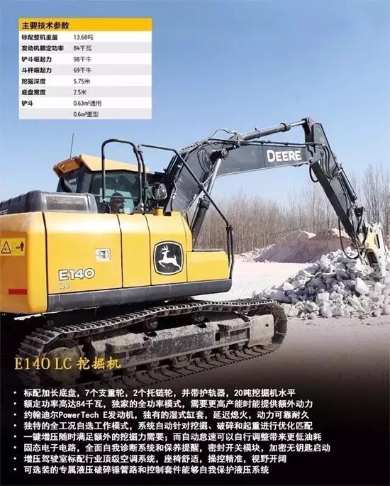 E140LC和小挖的那些事儿