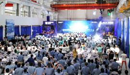 柳工装载机全球销量突破35万台