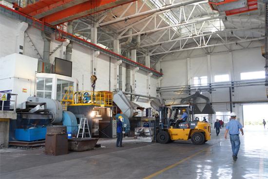干净整洁的厂房(图片来源于广西日报)
