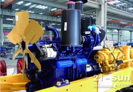 优选潍柴国三排放电喷式发动机