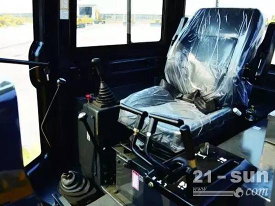 驾驶室装饰人体工程学设计