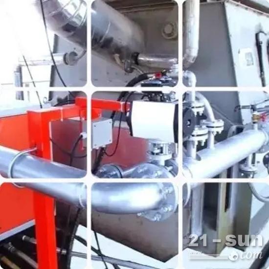 德基机械沥青发泡设备