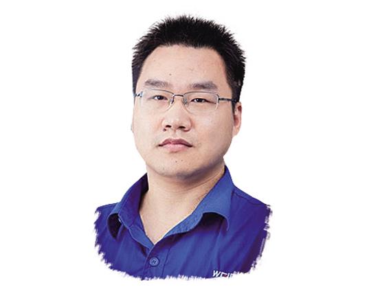"""陈文淼:为了""""小目标""""开足马力"""