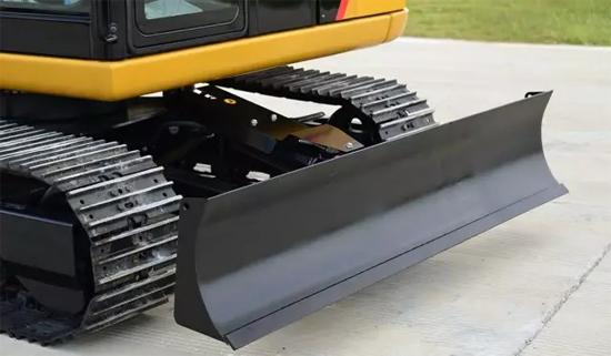 标配铲刀浮动控制功能