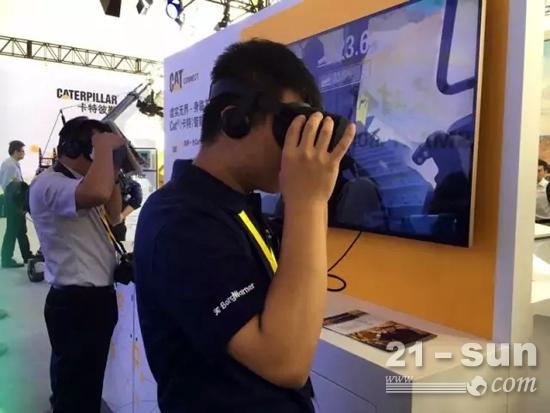VR黑科技,戴上眼镜即可身临其境地感受施工现场!就说酷不酷!