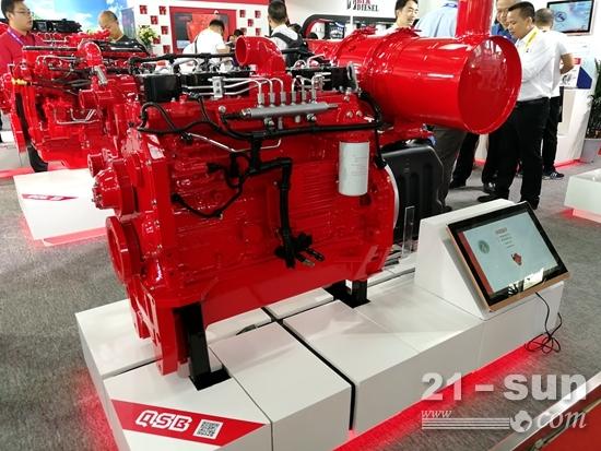 国四排放标准的东康QSB5.9发动机