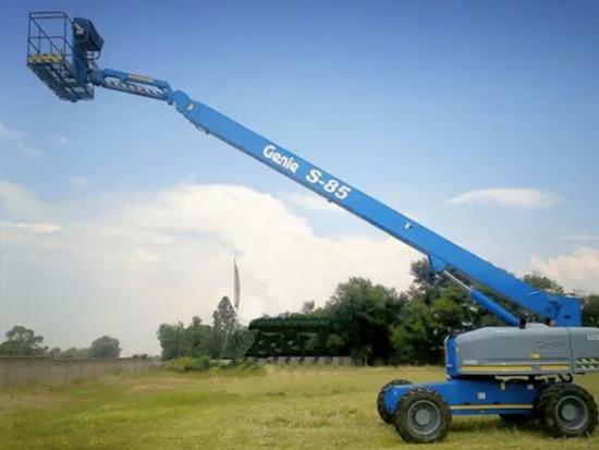 Genie ?S?-85直臂型高空作业平台