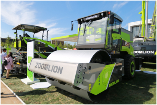 中联重科ZRS326单钢轮压路机