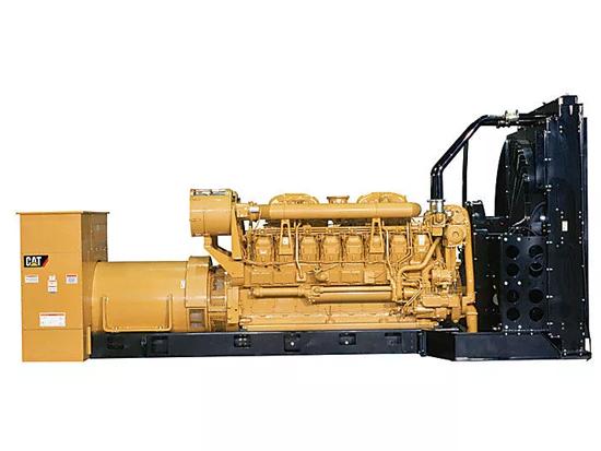 Cat<sup>&reg;</sup>3516B高压柴油发电机