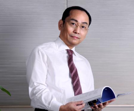 十九大代表、中联重科党委书记、董事长詹纯新