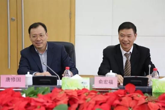 三方将在轨道交通建设、建筑工业化等领域展开全方位合作