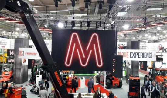 曼尼通闪耀2017汉诺威农机展(Agritechnica)