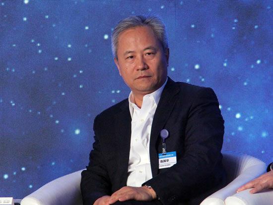 卡特彼勒(中国)投资有限公司董事长陈其华
