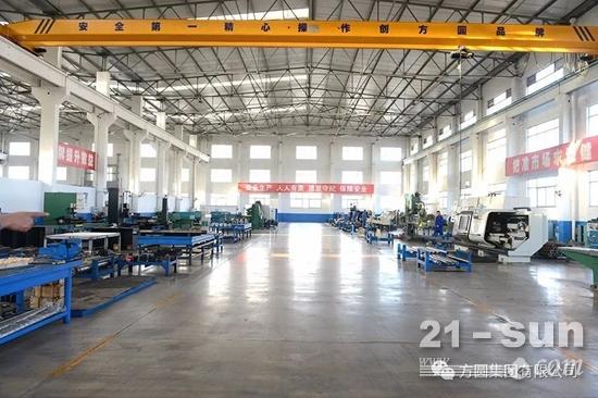 方圆集团上海建设机械有限公司提前完成全年任务