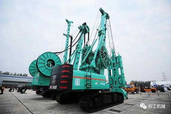 上海金泰设备展示
