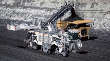 新希望集团在新阿克兰矿开始试采4200SM