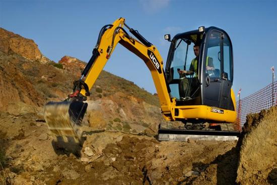 JCB8018小挖
