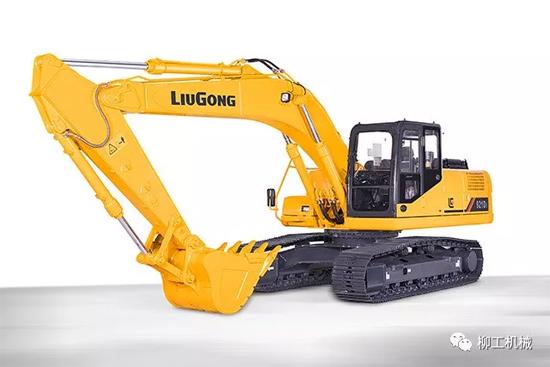 柳工印度公司发布全新921D I型挖掘机及611型压路机