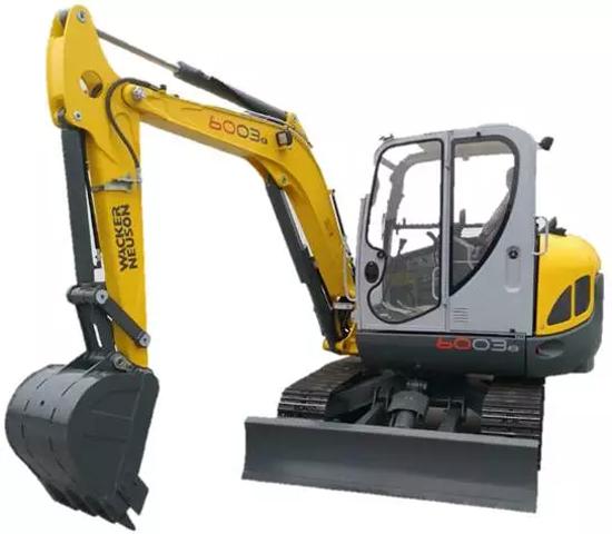 威克诺森6003挖掘机