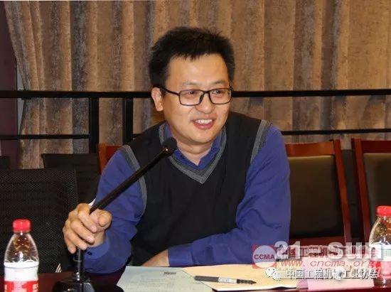 环保部大气环境管理司副处长汪涛讲话