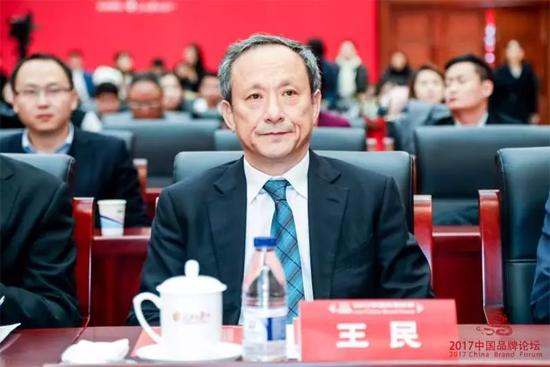 徐工集团王民董事长