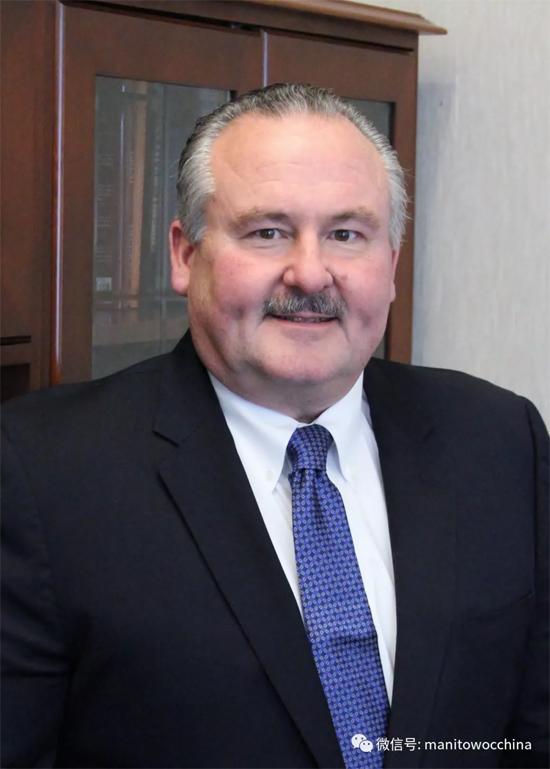 马尼托瓦克起重机集团总裁兼CEO Barry Pennypacker