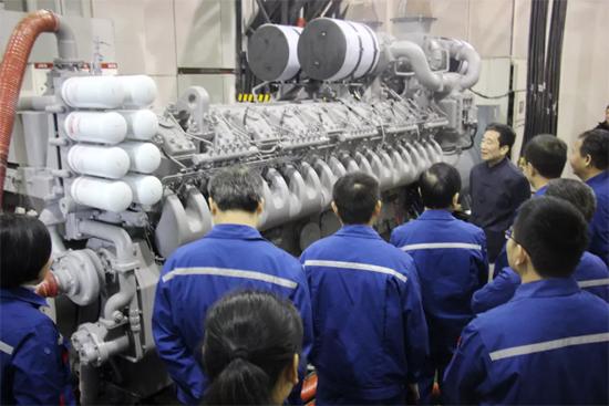 YC20VC高速柴油机成功点火